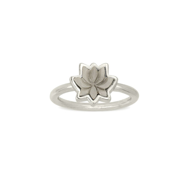 Luca & Danni Lotus Ring