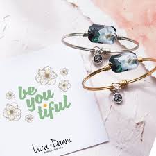 Luca & Danni Magnolia Bangle Bracelet