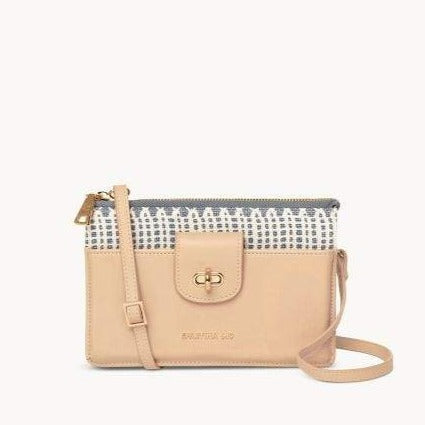 Spartina Songbird Lindsey Phone Crossbody