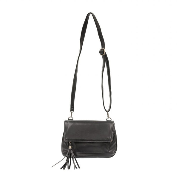 Joy Susan Alice Crossbody with Tassel Handbag