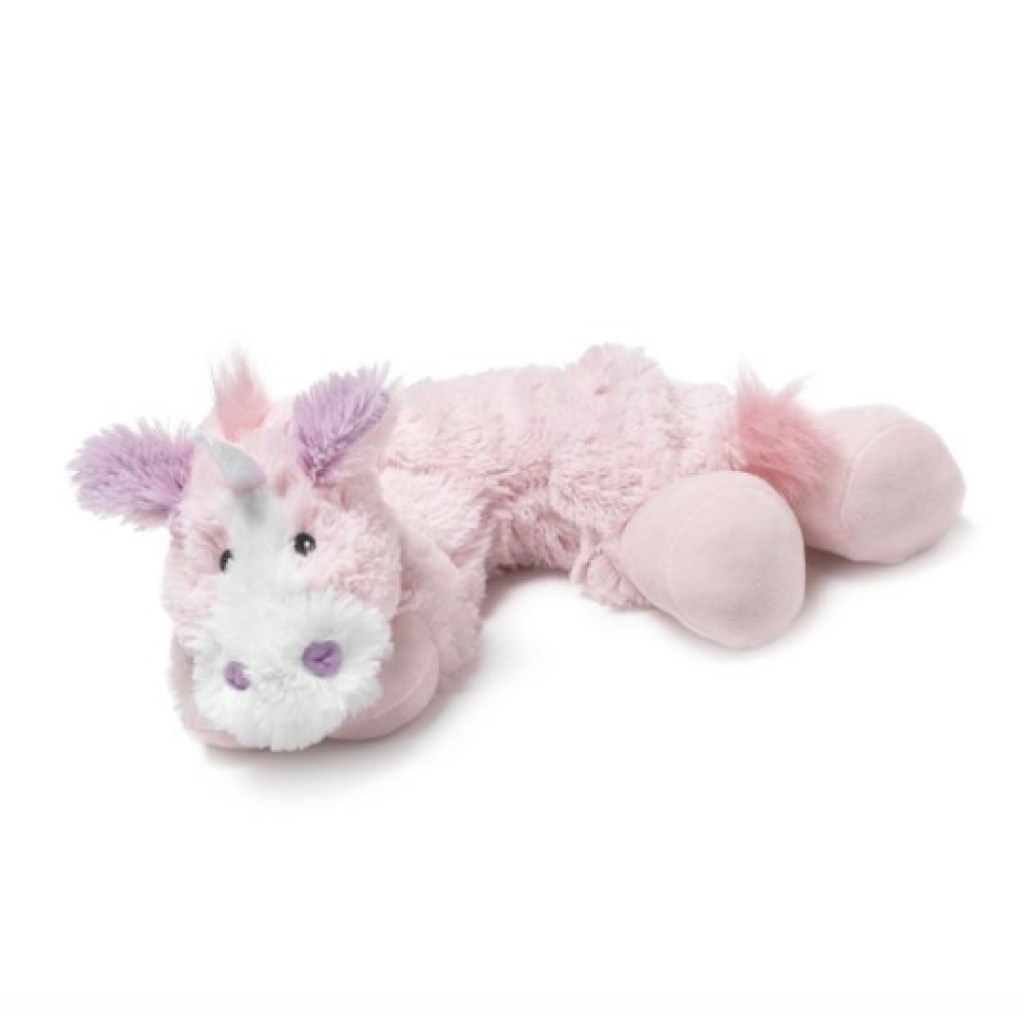 Intelex Warmies Plush Wrap Cozy- Unicorn