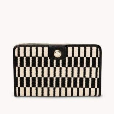 Spartina 449 West Bluff Snap Wallet