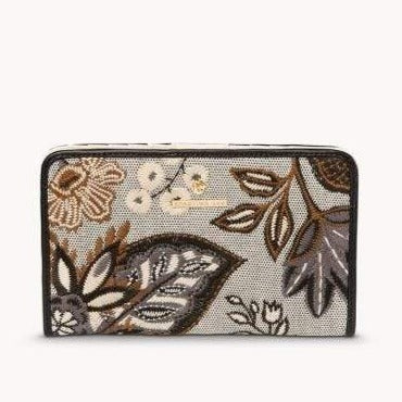 Spartina 449 West Bluff Floral Snap Wallet