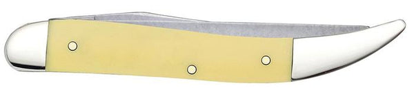 Case Yellow Synthetic Fishing Knife 00120
