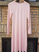 SLIP DRESS - Rose \ Pink