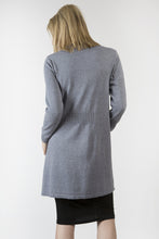 THE CARDIGAN Dusty Blue