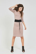 BODY DRESS Taupe