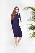 BODY DRESS Navy