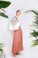 FLARY POCKET SKIRT Peach