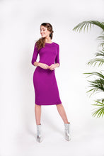 BODY DRESS Purple