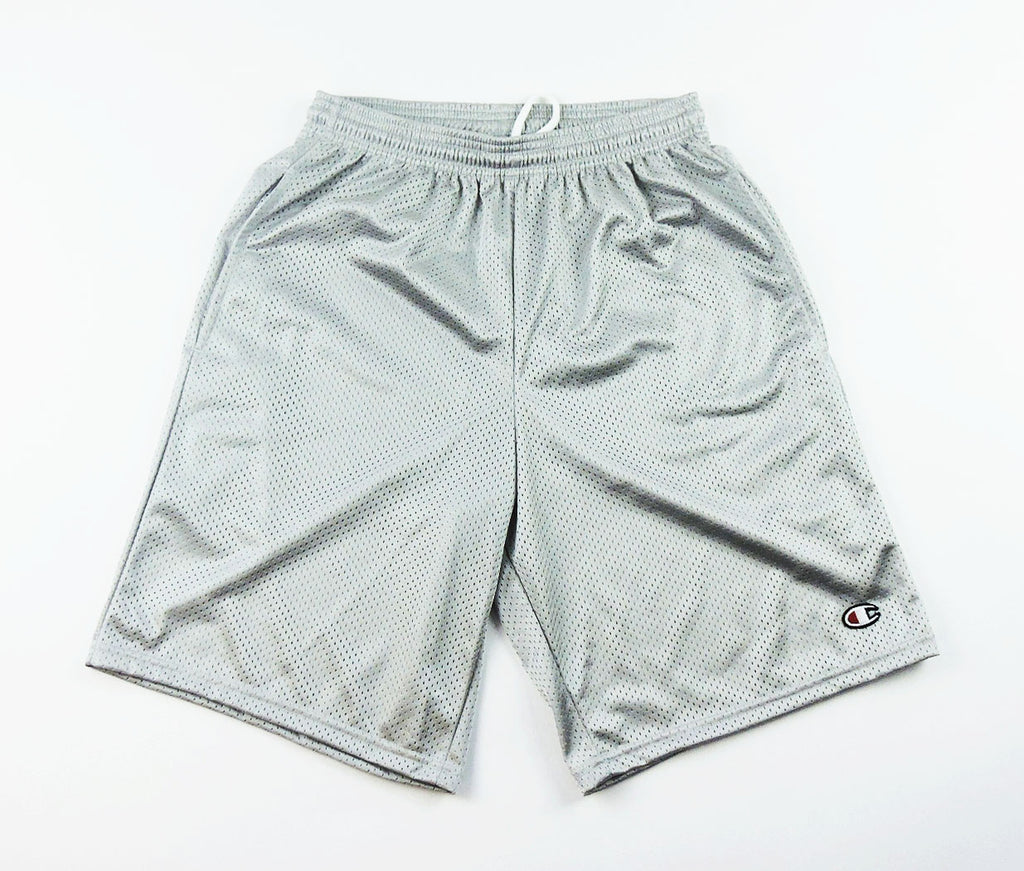 arriving best shoes offer discounts Champion Basketball Shorts - Grey