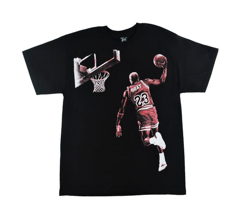 Flying Goat Tee - Red