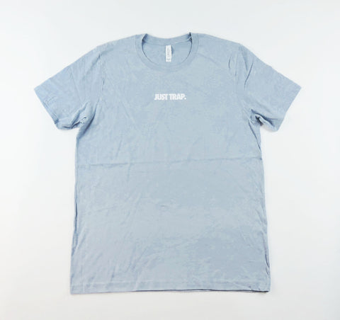 Just Trap Tee - Baby Blue