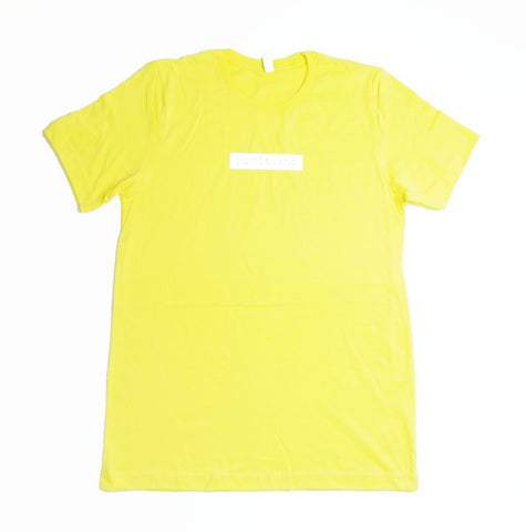 Superline Tee - Yellow