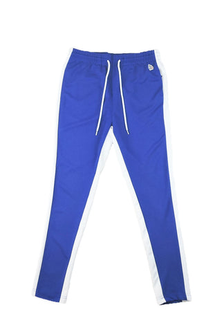 Track Pants II - Blue/White