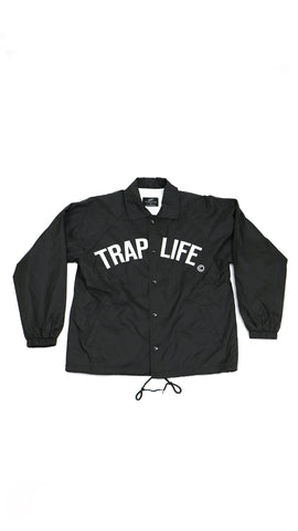 Trap Life Coach Jacket
