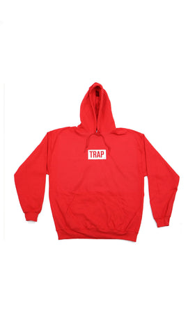 Trap© Hoodie - Red