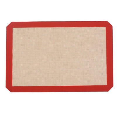 Non-Stick Silicone Baking Mat - 3 Pieces