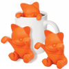 Kitty Cat Tea Infuser - 3 Piece Set