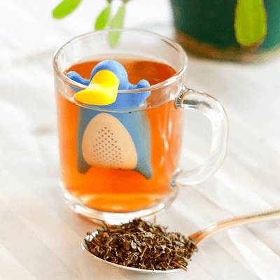 Platypus Tea Infuser - 4 Piece Set
