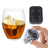 Skull Head Ice Tray Mold