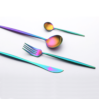 Spectrum Silverware - 4 Piece Set