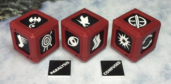 Tokens Compatible with DnD Attack Wing