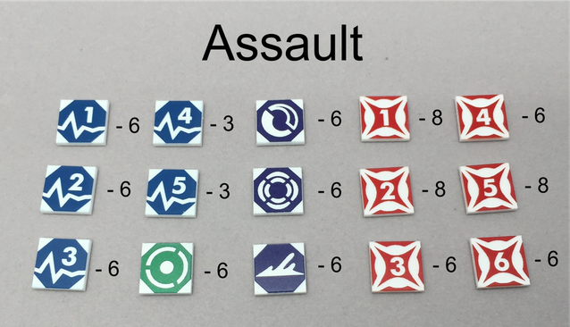 Token Set Compatible with SW Imperial Assault