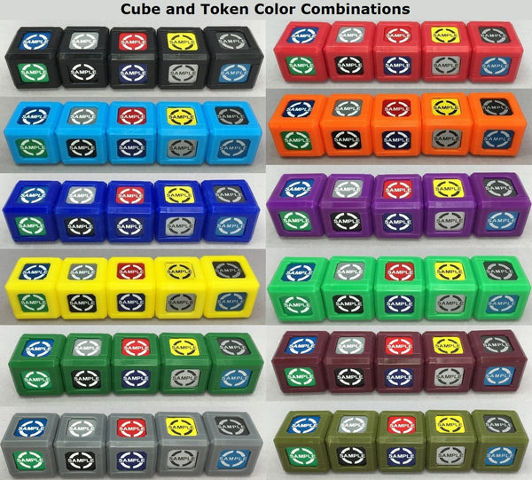 Tokens Set Compatible with Talisman