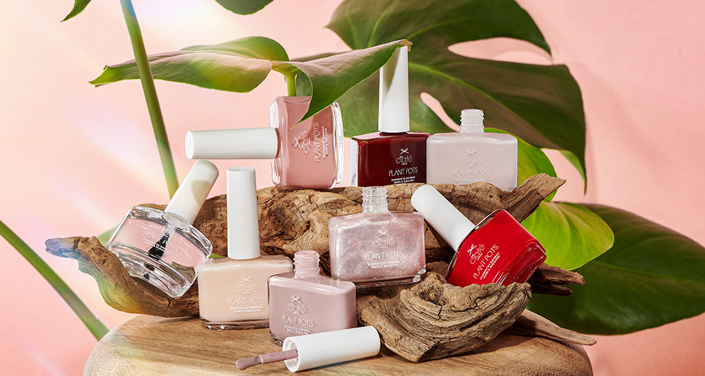 Introducing Plant Pots: Our New Natural Nail Polishes