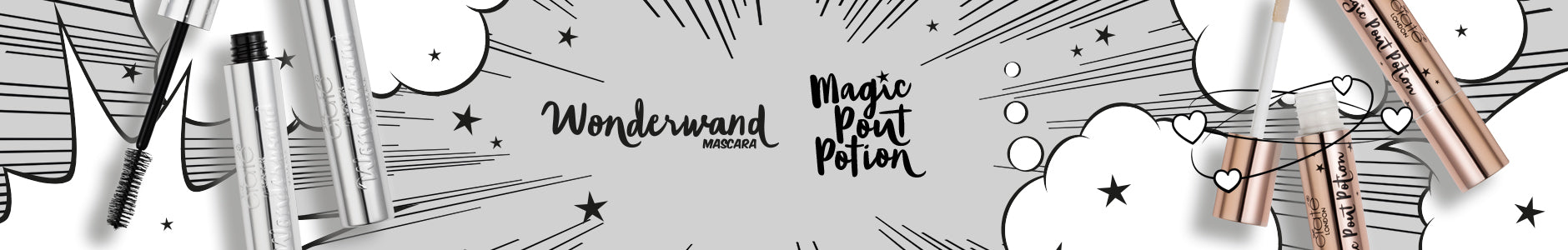 Wonderwand Mascara and Magic Pout Potion