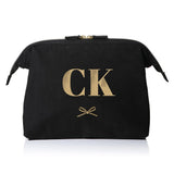 Ciate London Monogram Glam Bag Wash Personlised Make Up