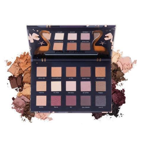 Chloe Morello Pretty Fun Fearless Palette