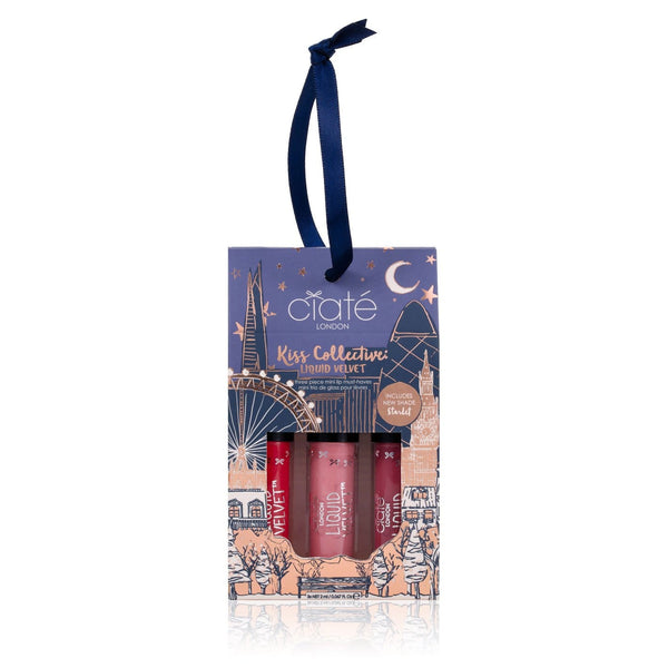 Ciate London Kiss Collective Liquid Velvet Mini Matte