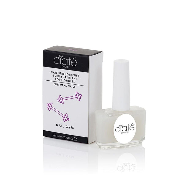 Ciate London Chrome Nail Polish: Nail Gym, Nail Treatment
