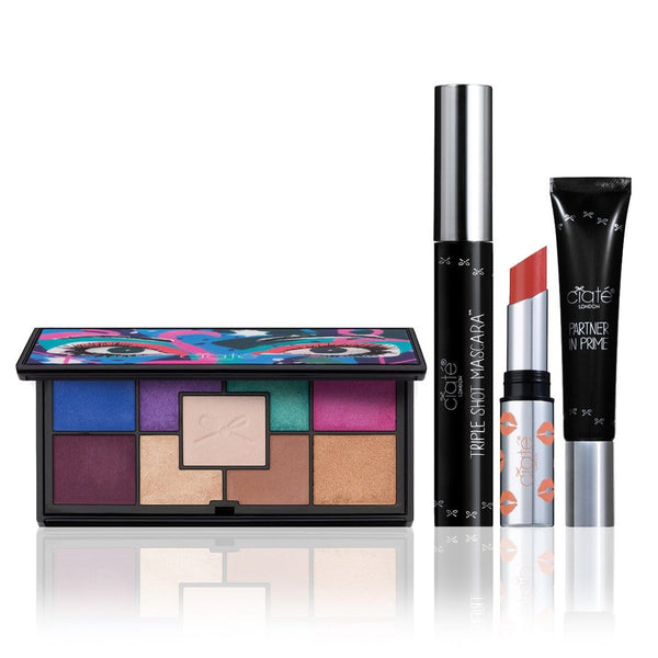 Ciate London Pretty Fun Fearless Eyeshadow Palettes