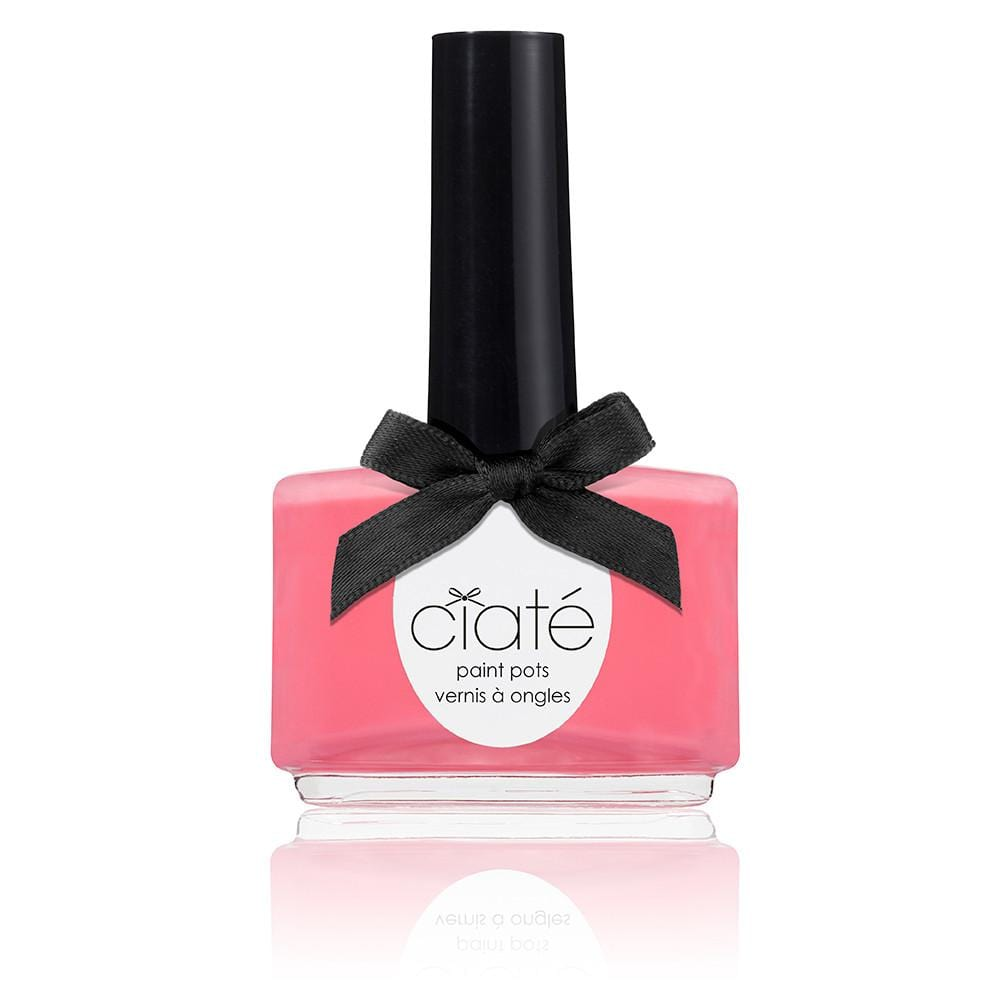 Kiss Chase - Pink Nail Varnish – Ciate London