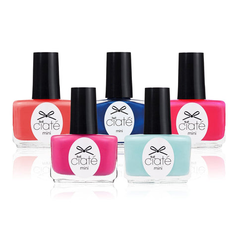 Colour Pop Collection Nail Polish Ciaté London