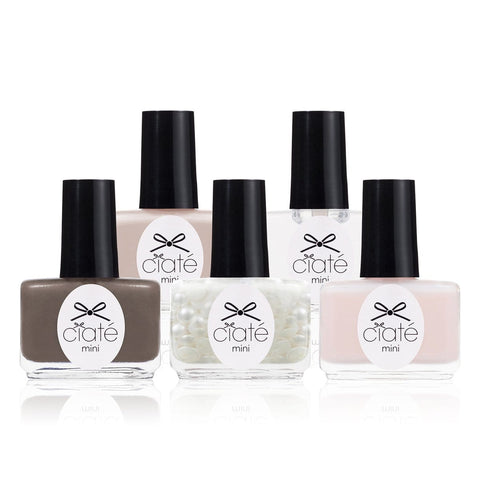 Nudes and Pearls Collection Nail Polish Ciaté London