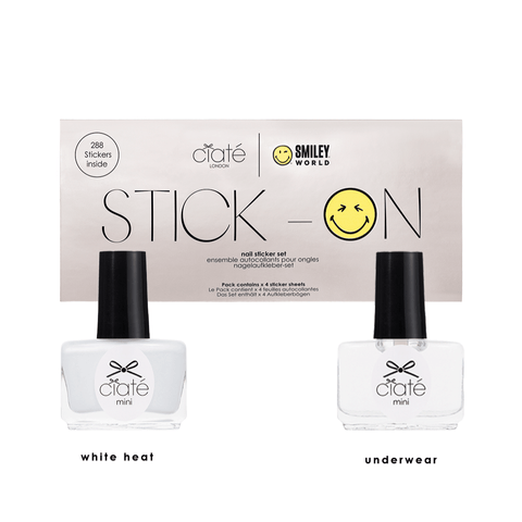 Smile On - Get the Look Kit Nail Polish Ciaté London