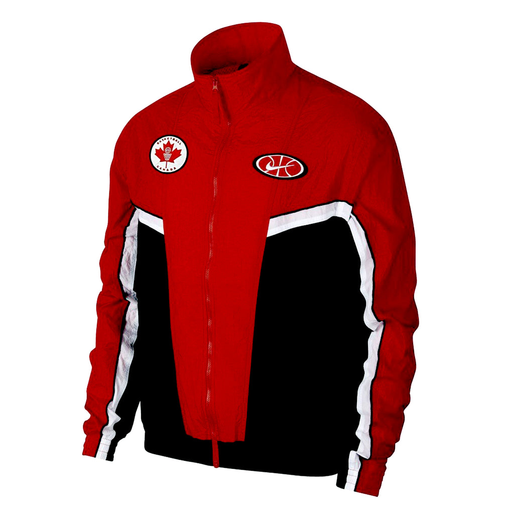 Nike Retro Basketball Canada Track Jacket