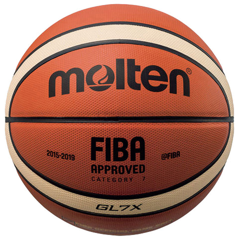 Leather Basketball - GL6X