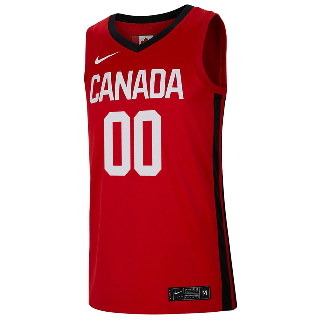 Women's Nike Team Canada Swingman Jersey