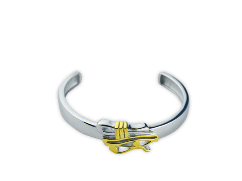 """Udjat"", The Eye of  Horus Bangle"