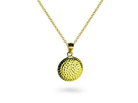 """Armanie"", The Fashionable One Necklace Yellow Gold"