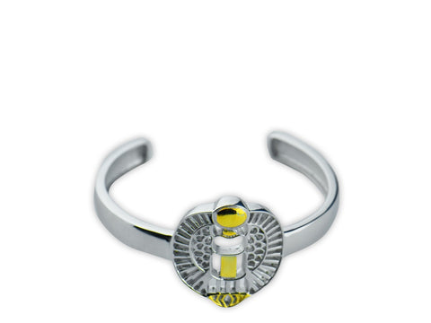 """Khepri"", The Scarab Beetle Bangle"