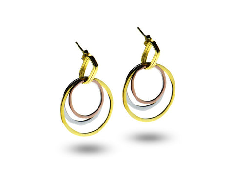 """Caterina"", Pure Earrings"
