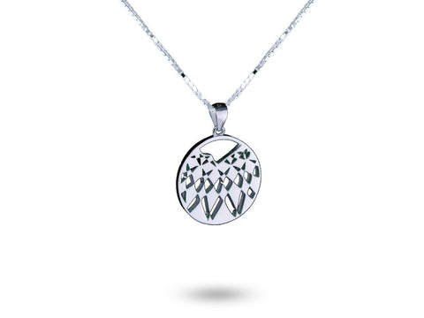 """Madhu"", The Sweet One Necklace White Gold"