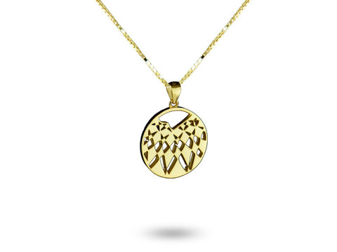 """Madhu"", The Sweet One Necklace Yellow Gold"