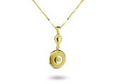"""Aadarshini"", Idealistic Necklace Yellow Gold"